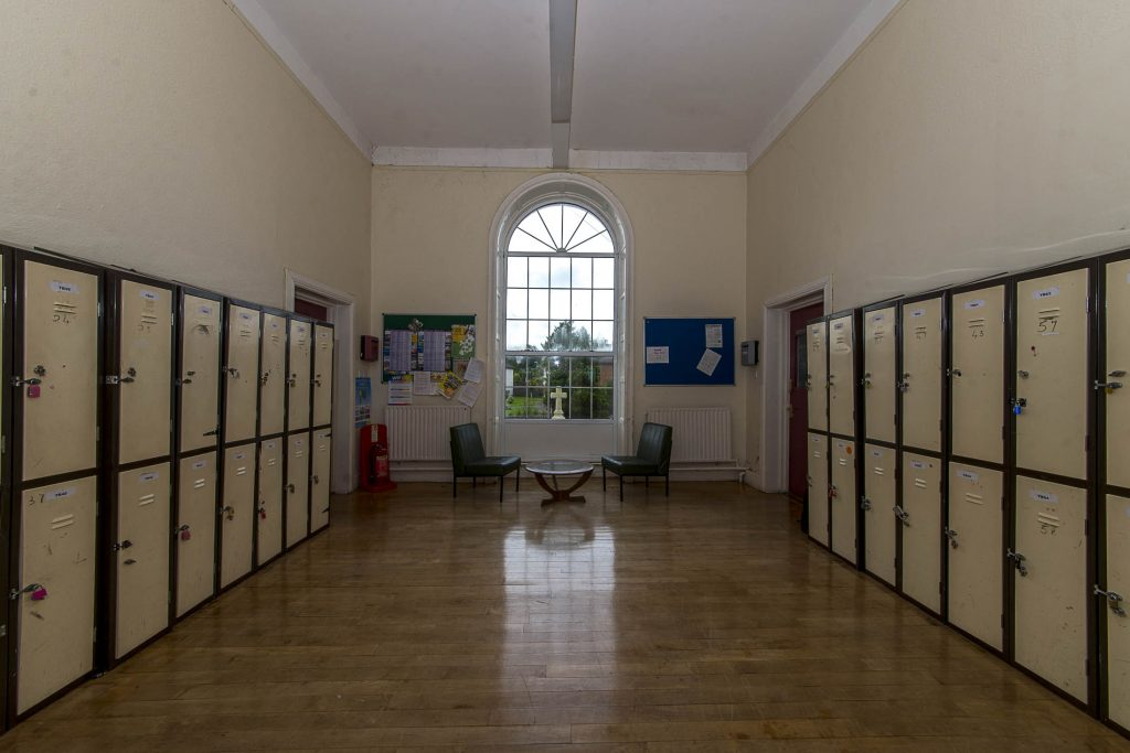 Loreto Secondary School, Spawell Road, Wexford, Ireland. &copy John Ironside